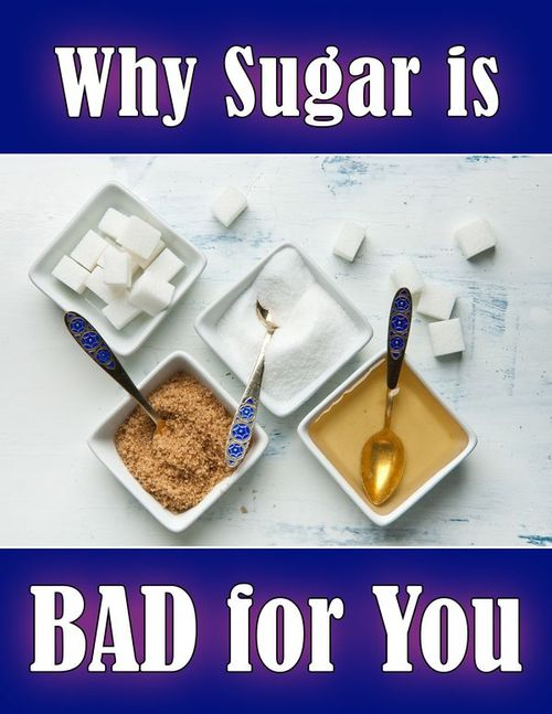 Product picture Why Sugar is BAD for You - The Truth About Sugar
