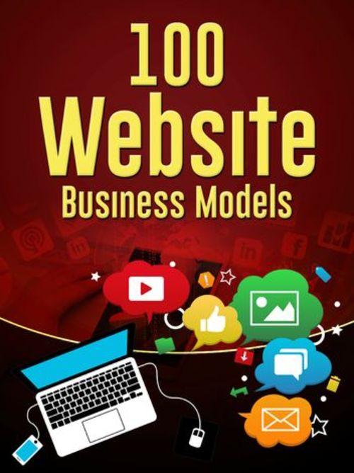 Product picture 100 Web Business Models - PLR eBook