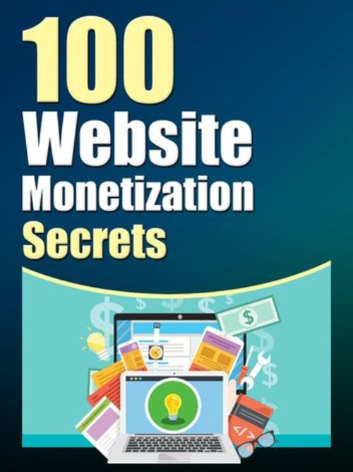 Product picture 100 Web Monetization Secrets - PLR eBook